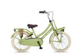 Altec Urban Transportfiets 20 inch - Olive