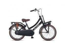 Altec Urban Transportfiets 20 inch - Mat Zwart