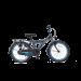 Popal Funjet X Jongensfiets 20 inch - Blauw / Grijs