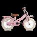 SuperSuper Cooper Bamboo Meisjesfiets 16 inch - Roze