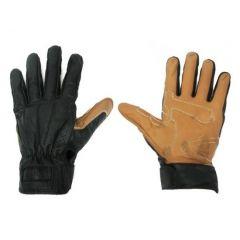 MKX Handschoenen Pro Tour - Zwart/Bruin