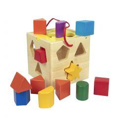 Kinder Geometrische Vormenstoof
