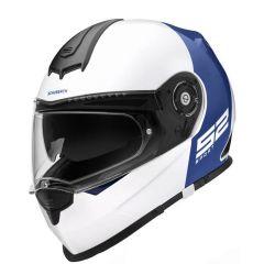 Schuberth S2 Sport Redux - Wit Blauw