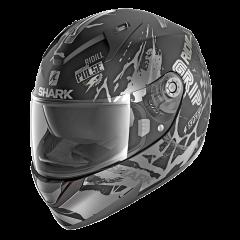 Shark Ridill 1.2 Drift-R Mat - Zwart / Antraciet / Zilver