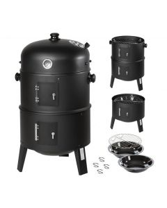 BBQ smoker-5