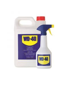 WD40 5 Liter Can Smeermiddel + Spray Applicator