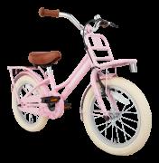Popal Cooper Bamboo Meisjesfiets 16 inch - Roze
