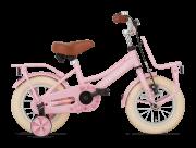SuperSuper Cooper Meisjesfiets 12 inch - Roze